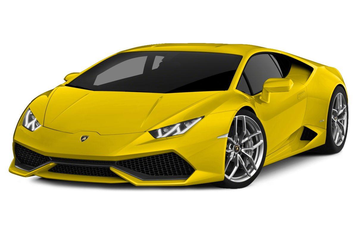 2015 Lamborghini Huracan Front Quarter
