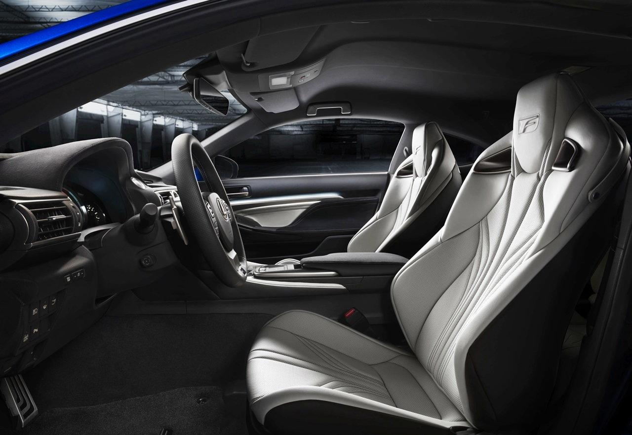 Lexus RC-F Interior