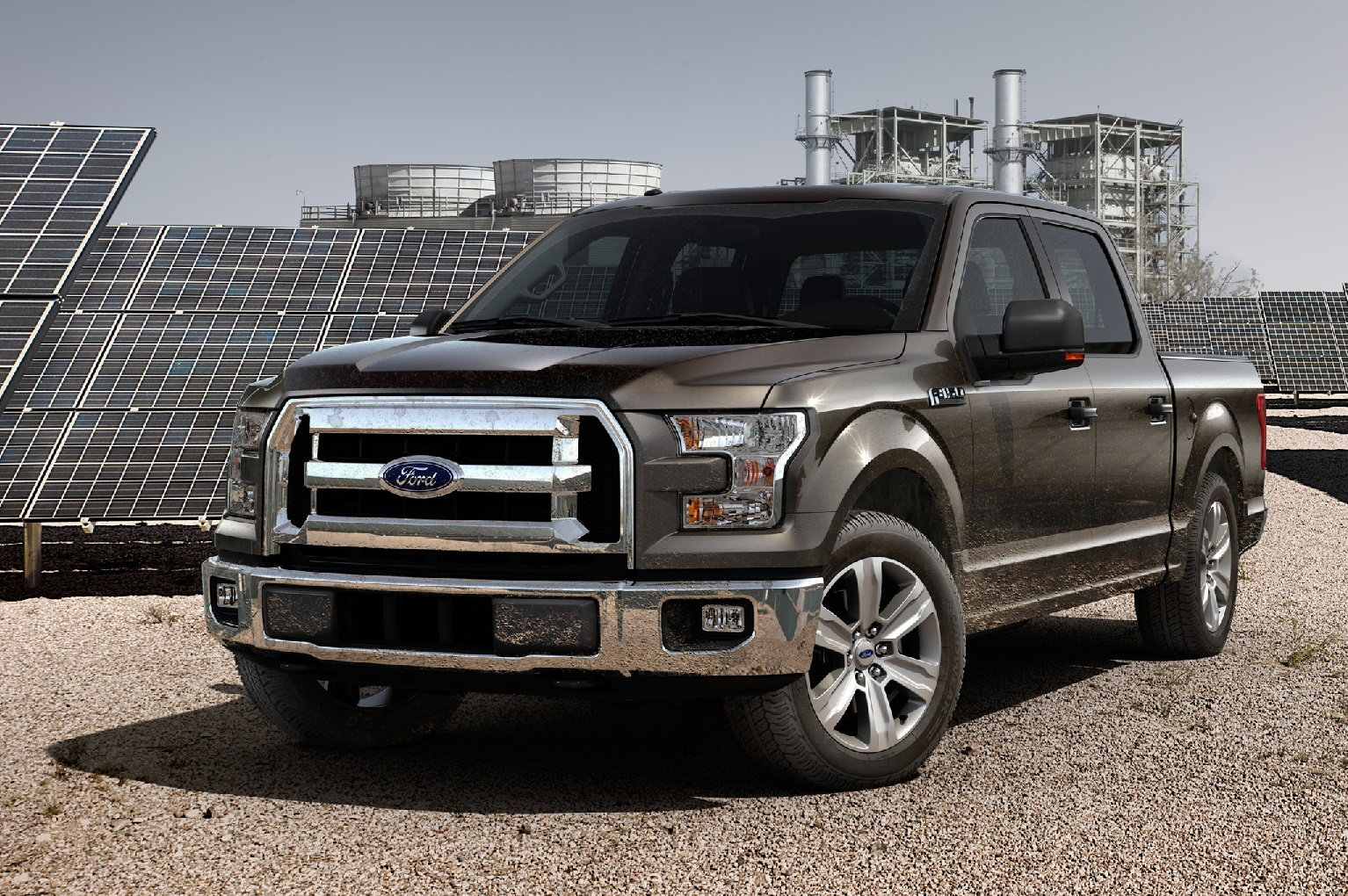 all new 2015 ford f 150 ignites mpg war with big 3 carsdirect. Black Bedroom Furniture Sets. Home Design Ideas