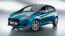 2014 Ford Fiesta EcoBoost