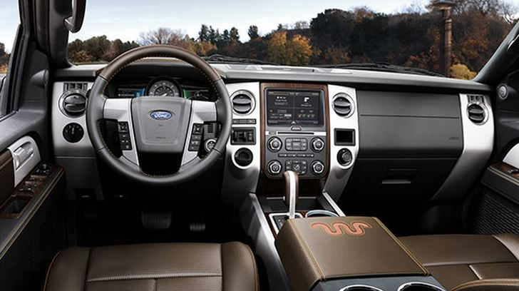 2015 Ford Expedition El Styles Features Highlights