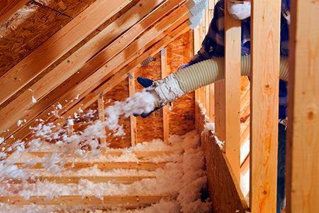 Blown In Insulation Fiberglass Or Cellulose