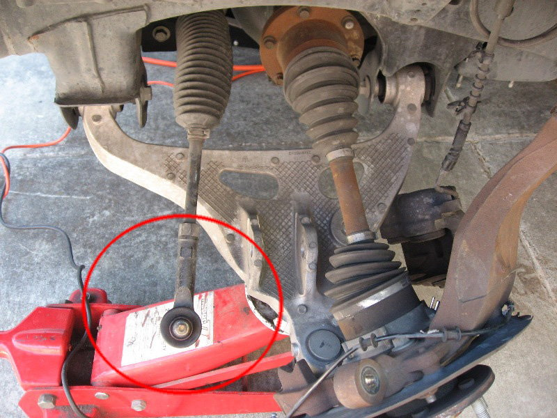 Tierodend Highlight on Ford F 150 Sway Bar Diagram