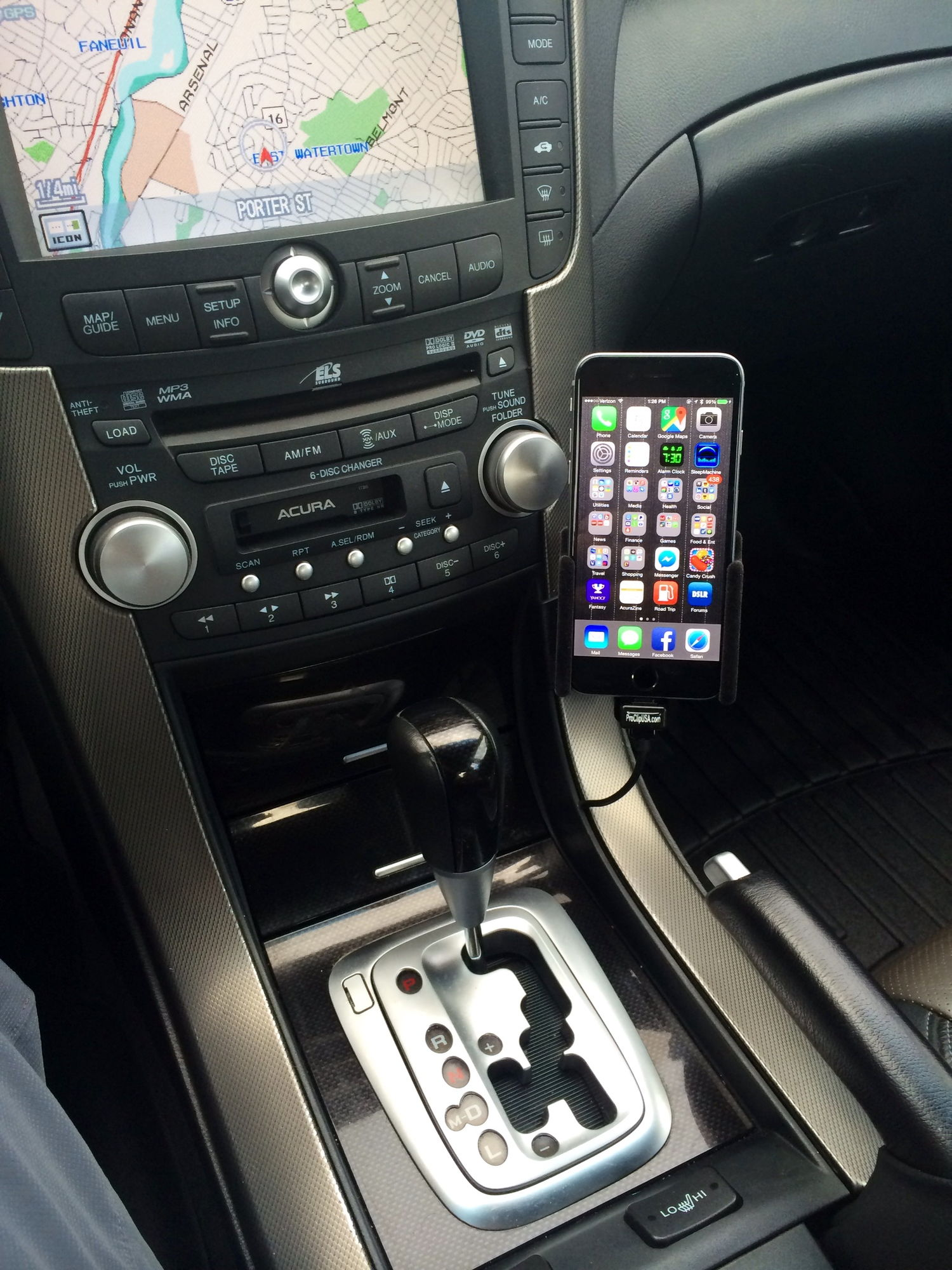 Acura Tl 2016 Price >> Best mount for iPhone? - AcuraZine - Acura Enthusiast Community