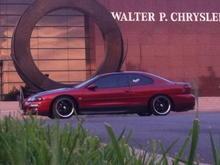 Walter P Chrysler