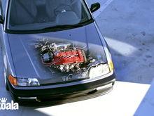 1990 EF Sedan