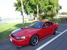 Garage - The Mustang