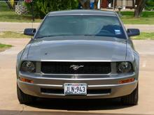 SixN2's Mustang