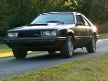 1979 Mustang Cobra.