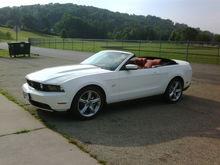 My 2010 GT Ragtop