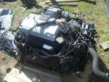 motor and tranny w/ 54k miles