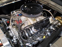 Engine 460 big block
