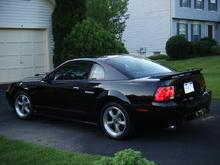 Erika's 2001 Black GT