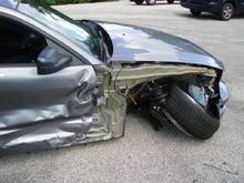 My totaled Tungsten GT
