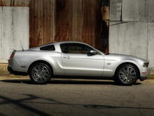 silver stang 2
