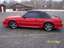1993 Mustang GT Conv