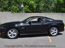 Test Car - 2011 Ford Mustang GT