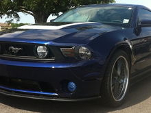 Garage - Blue Thunder