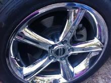 new wheels