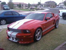 2006 Modified Mustang