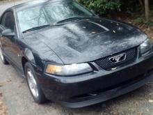Garage - The Car In Black