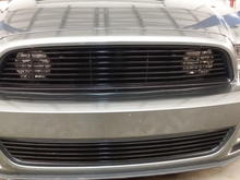New grilles