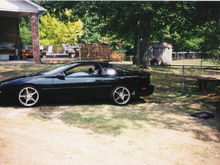 93 Z28 was stolen hours after taking this picture in the same spot. I got it back with about 3k in damages.