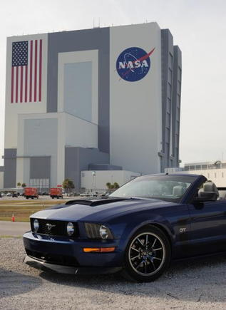 At the VAB