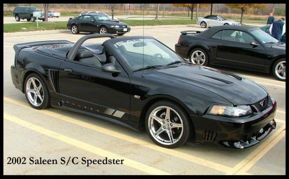 2002 Saleen SC Speedster