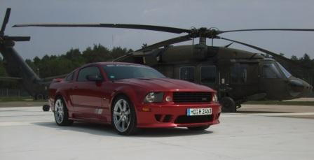 06 Saleen with UH60