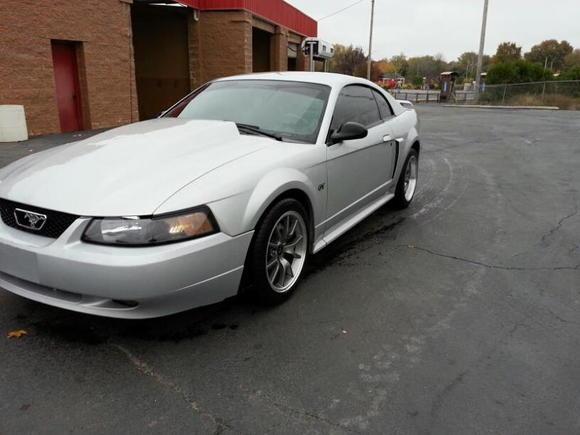 My 2002 Turbo gt