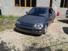 mk5 rs2000, X track car