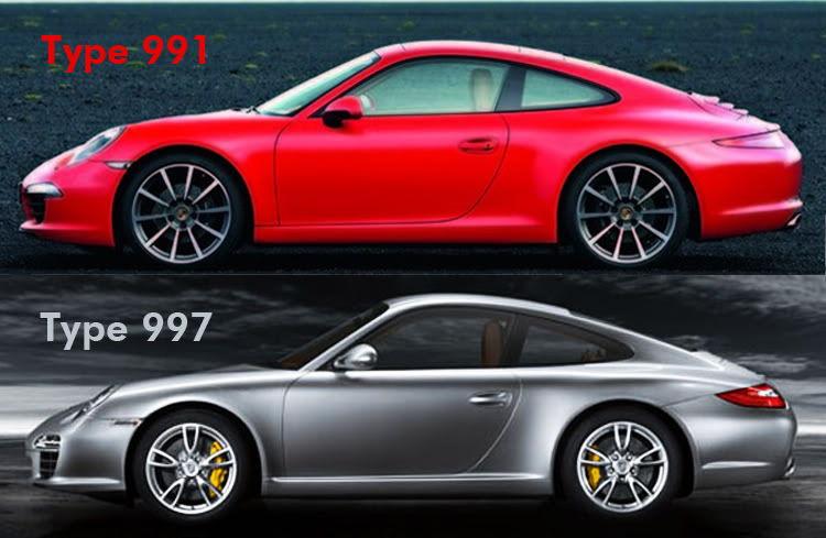 997 Vs 991 Page 4 6speedonline Porsche Forum And