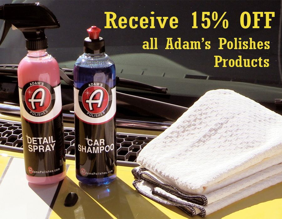 Adams polishes coupon code