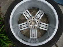 A3 Wheels & Tires