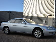 1996 SC400