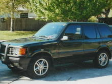 Range Rover's