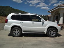 "18"" Toyota 4Runner LTD rims with Nitto Terra Grapplers  in 285/60-18"