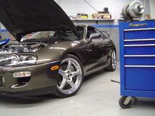 Garage - Supra