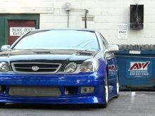Garage - GS300TT