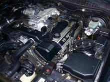 "4.0 Litre Dual overhead cam ""Pursuited Perfection"" V8"