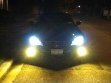 My ISF (lights)