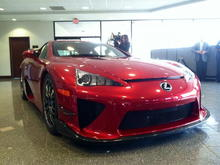 Red Pearl LFA