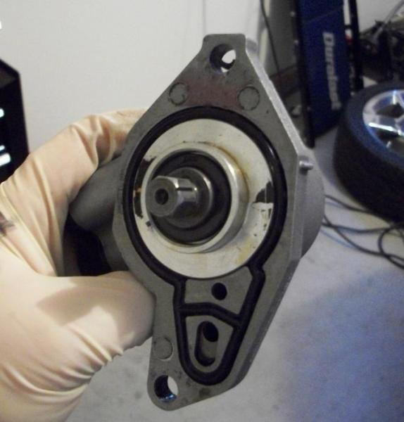 Cam Position Sensor On LSJ