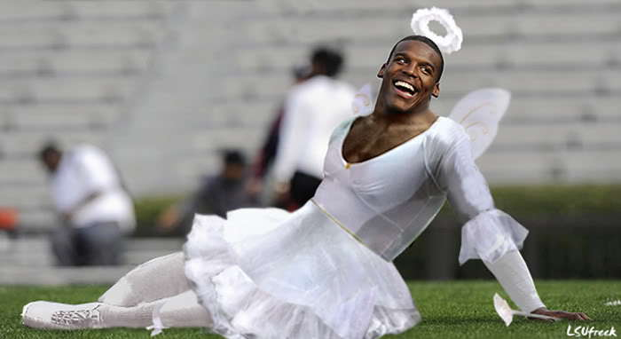 Image result for Cam newton in drag gif