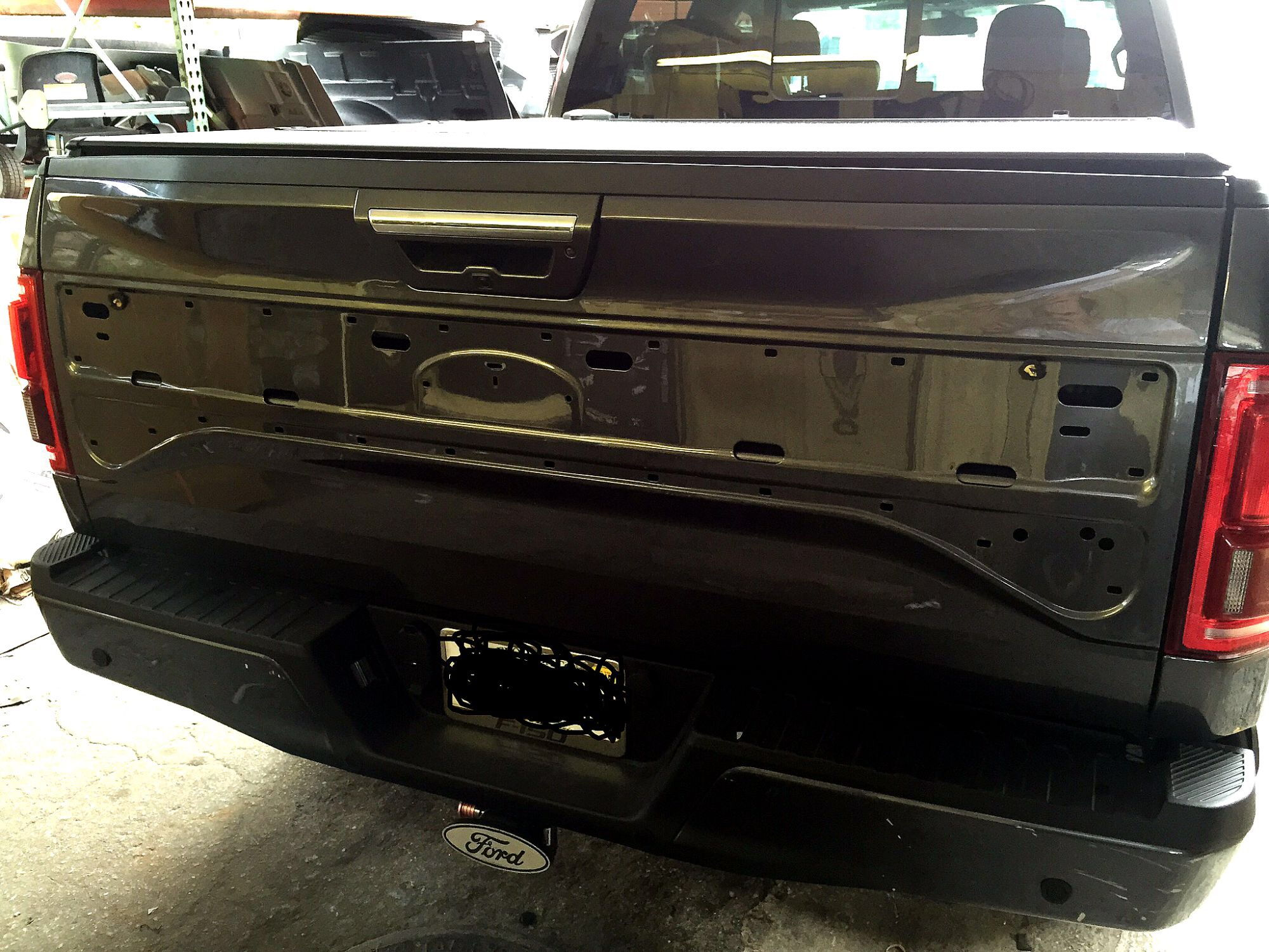 Can the 2015 be debadged page 3 ford f150 forum for 05 f150 door panel removal