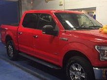 Big Red... 2015 F150