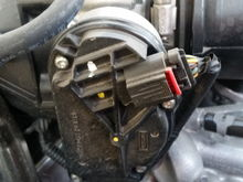 2016 F150 XL 3.5 NA throttle body before replacement