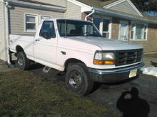 As I bought it... Going to get smoked headlights and hids to start, wheels tires and lift will be later