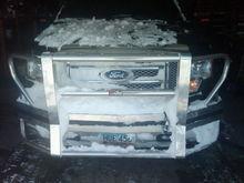 F150 Deep snow
